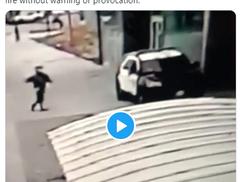 Lesből próbálták kivégezni az amerikai rendőröket + videó