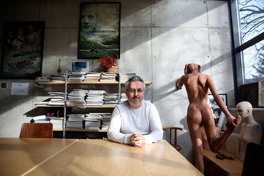 Köbli Norbert, fotó: Horváth Péter Gyula
