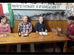"""""""Egész Európát fenyegető hatalomátvétel zajlik"""" – Békés Márton és Horváth József a Polbeatben (PS-vi"""