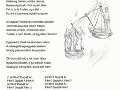 Keresztút, szonettkoszorú 1/14: Jézust halálra ítélik
