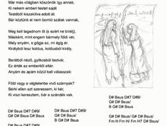 Keresztút, szonettkoszorú 4/14: Jézus találkozik édesanyjával