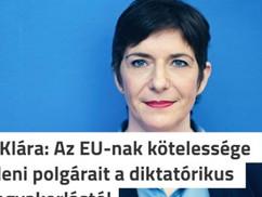 Attól tartok, az Európai Unió egy hülye ötlet volt
