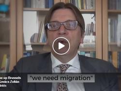 Itt az ideje felrázni Brüsszelt! Védjük meg Európát! (videóval)