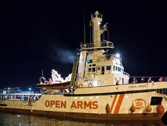 NGO-hajó miatt emeltek vádat Salvini ellen