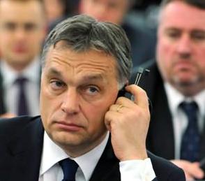 Orbán Viktor, Sargentini-jelentés