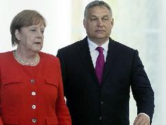 Merkel és Orbán együtt ünnepel. Tetszik érteni?