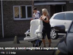 Egy város, amelynek a lakóit megtörték a migránsok. (Index-videó)