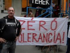 Tegnap az Aurórában jártunk és zéró toleranciát hirdettünk a magyar ifjúságot célzó LMBTQ tevékenysé
