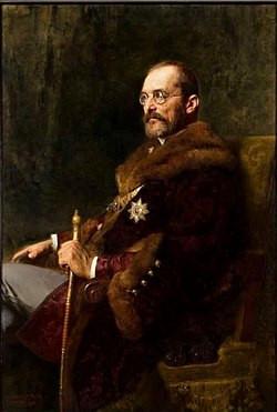 Tisza István képmása, Benczúr Gyula festménye