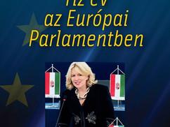Tíz év az Európai Parlamentben. Morvai Krisztina új könyvének bemutatója
