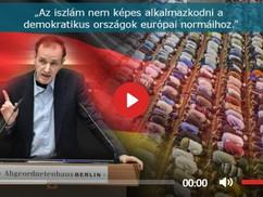 AfD: Németországot áthatja az iszlamizáció (+ videó)