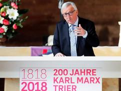 Orbán Viktor Junckerről: Aki Marx-szobrot koszorúz, az idegengyűlöletből ne oktasson senkit