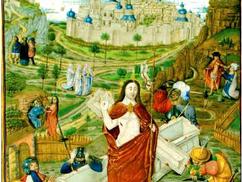 A Mátyás-Graduale képei — a korszak főszereplőivel
