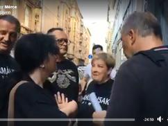 Újabb Pride rendezvényeken jártak véleményt nyilvánítani a magyar hazafiak (+ filmek)