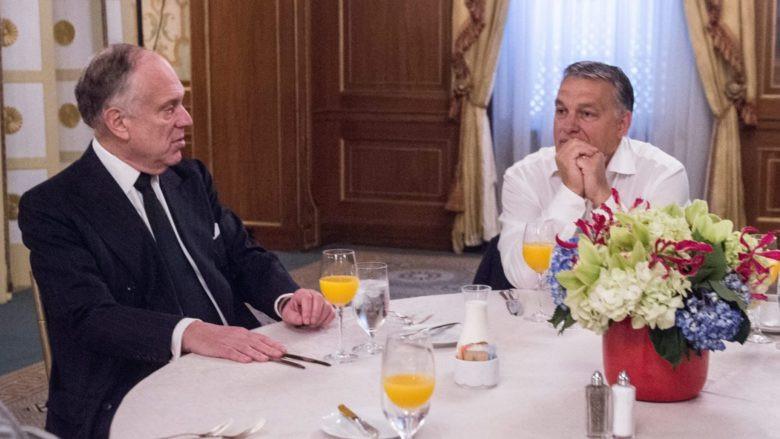 Orbán Viktor - Ronald S. Lauder