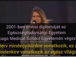 Carrie Madej doktornő a szuri és a tr@nszhumanizmus kapcsolatáról...