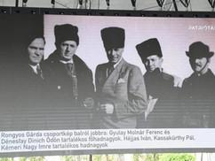 Sopronban is járt a Rongyos Gárda