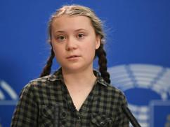 Greta Thunberg elárulta magát: a klímavédelem humbug