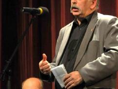 Pisztrángok kara, Erdélyi magyar írók irodalmi estje (Meghívó)