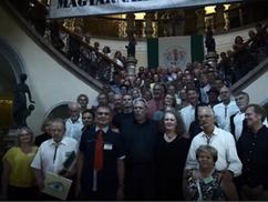 Varga Domokos György: Tisztánlátók világkongresszusa. Az igazság és a szabadság ujjongása