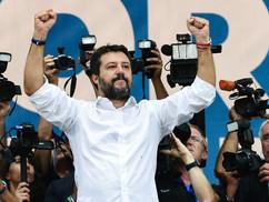 Salvini: Ha szükséges, búcsút intünk az EU-nak