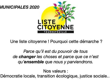 Réunion publique du Lundi 16 Décembre 2019