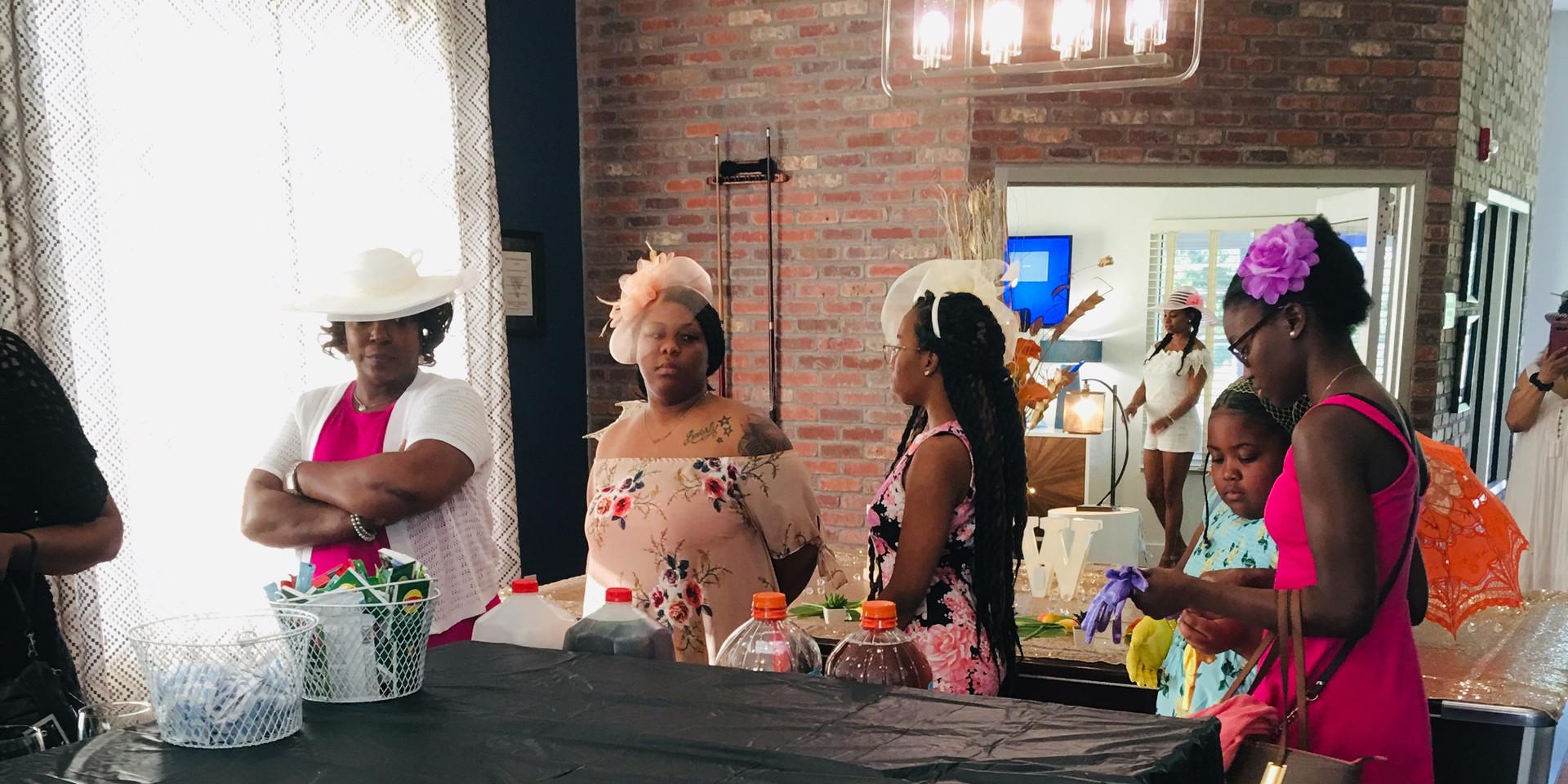 CWI Hat & Tea 2019