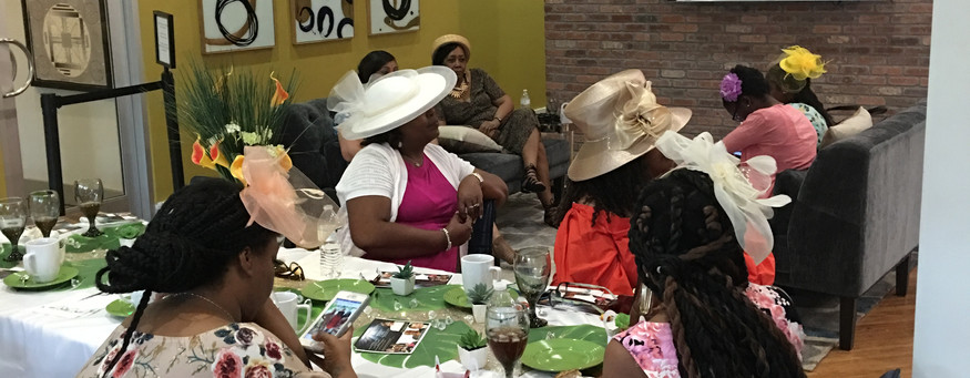 CWI Hat & Tea 2019