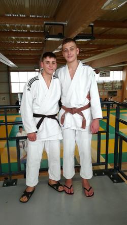 Léo et Thomas