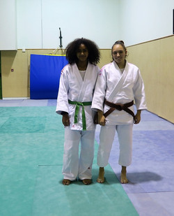 Ndongala Aliyah et Deniau Fiona