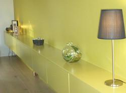 meuble suspendu couleur 1