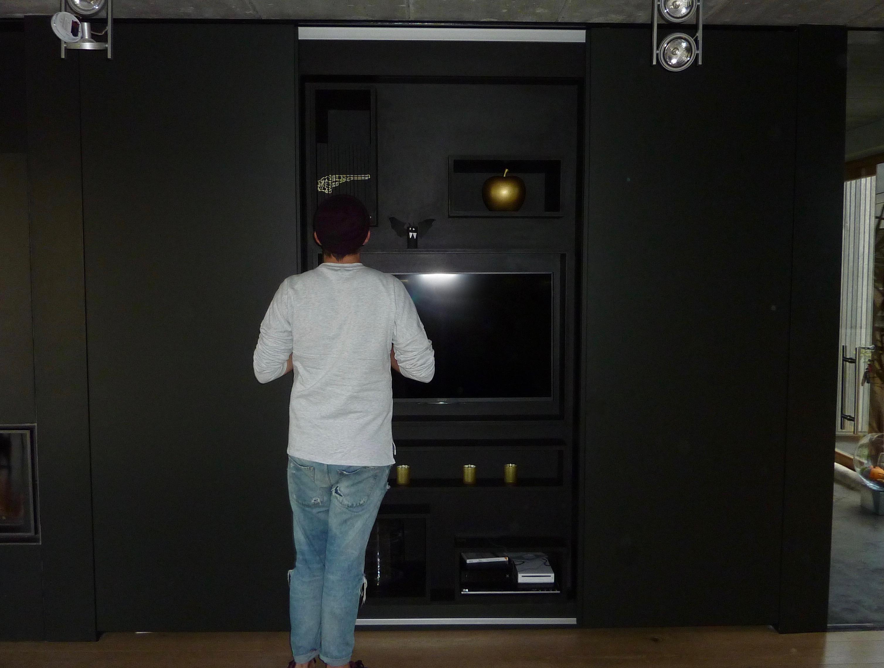 Possibilité ouverture espace TV