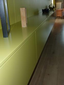 meuble suspendu couleur 2