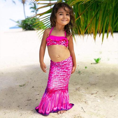 Malibu Pink Toddler Tail