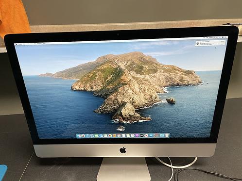 "iMac 27"" 3.2GHz i5 Quad-Core 8GB 1.12 TB"