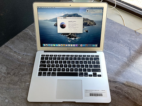 "MacBook Air 13"" 1.8GHz i5 4GB 64GB"
