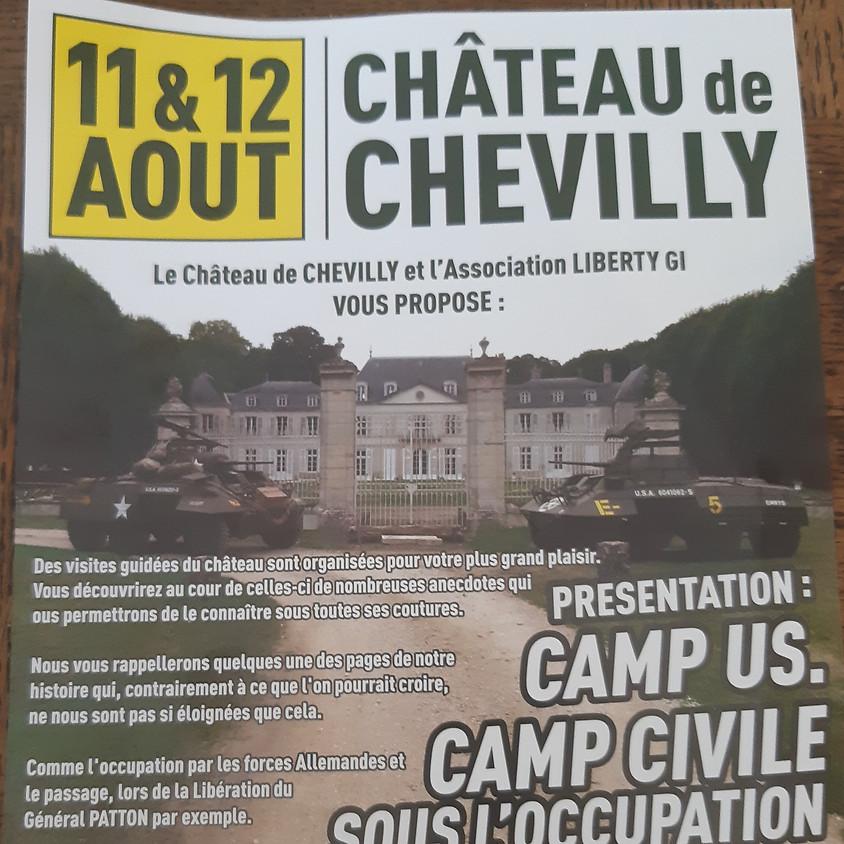 Château de Chevilly 2018