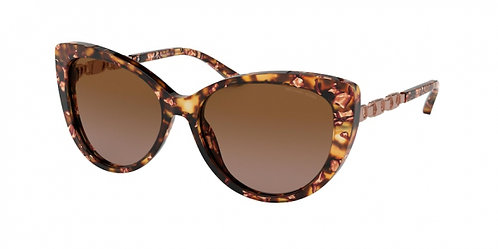 Michael Kors Pink Tort Cat Eye Sunglasses