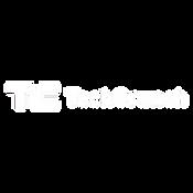 White TECH CRUNCH Logo Jotaka.png