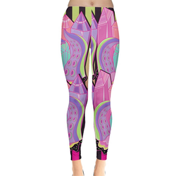 Metropolis Tentacle Leggings