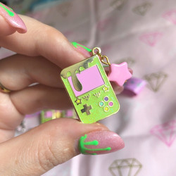 Drippy Gameboy Pin