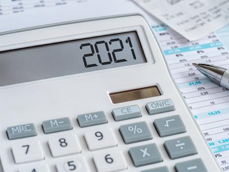 Impuesto a las personas jurídicas - Periodo fiscal 2021