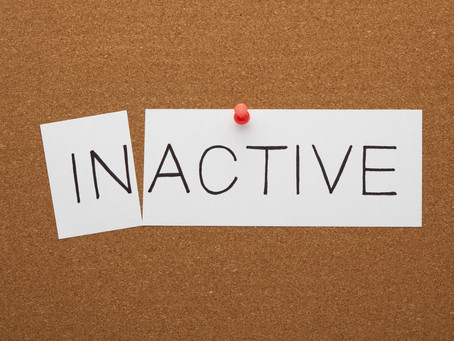 New Obligations for Inactive Companies