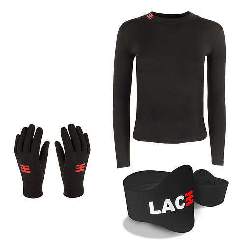 Defiance Baselayer & Gloves with free Laceeze Bands
