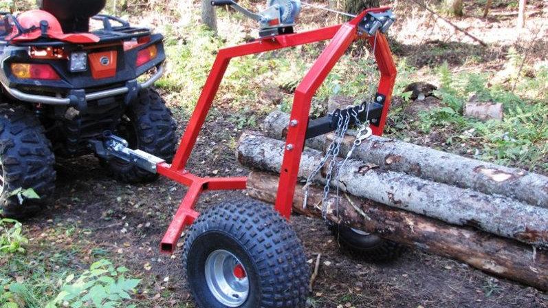 Transportadores para troncos