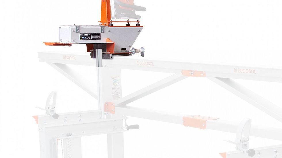 Fresadora y Cepilladora para Vigas TF230