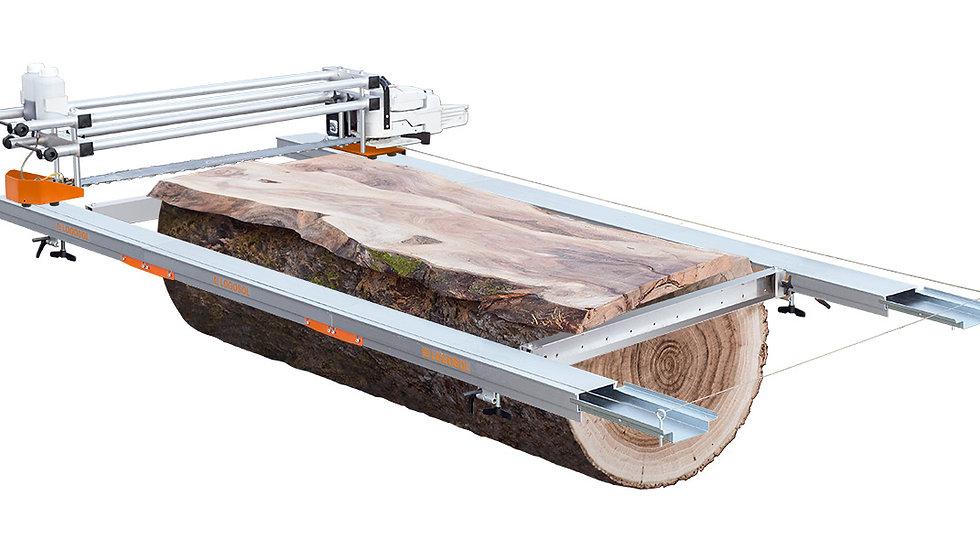 Aserradero Portátil Big Mill Wide Slabber - Para troncos muy grandes! - Logosol en España
