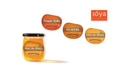 Soya - Honey Packaging