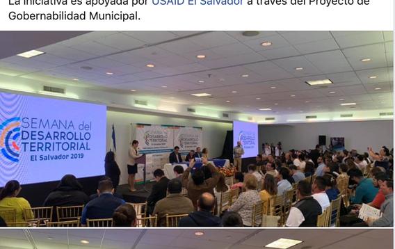 'Semana del Desarrollo' event