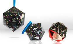 Adidas Christmas Packaging